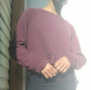 Purple Sweater Forever 21